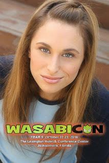 Tara Sands - WasabiCon