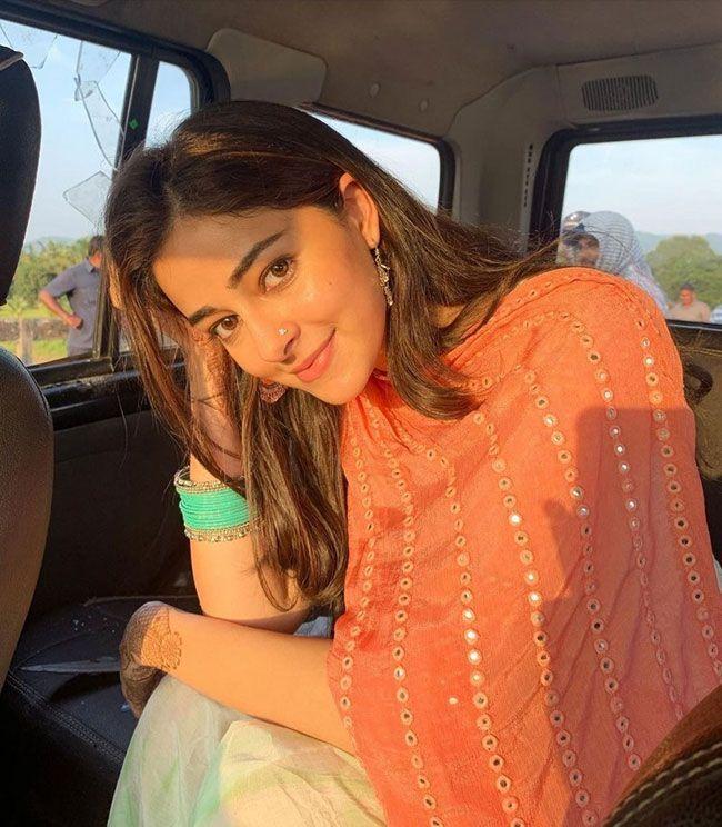 Actors Gallery: Ananya Panday Looking Beautifull