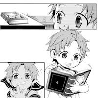 Mushoku Tensei Lightnovel 1-3