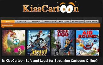 kisscartoon streaming sites