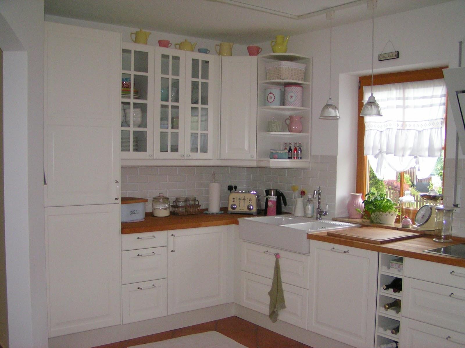 Landhausküche Ikea