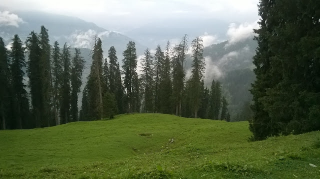 Manali Attraction - Kaisdhar