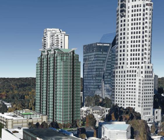 Apartments For Rent Peachtree Road Atlanta: BuckheadView364-unit SkyHouse Buckhead Apt. Project