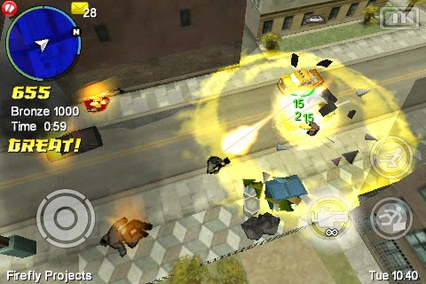 GTA Chinatown Wars APK v1.00 Full + Data for Android Download