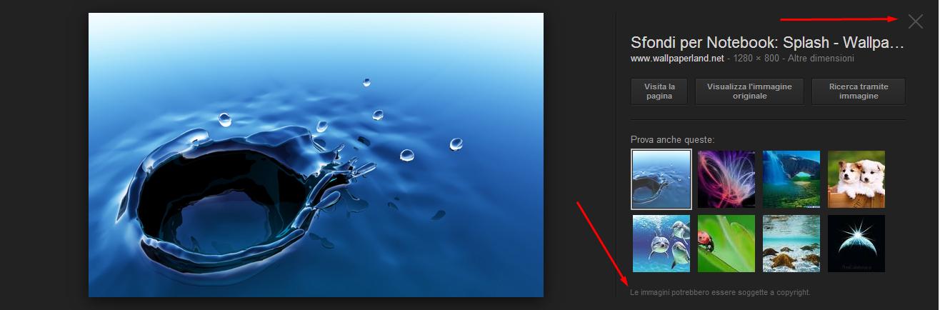 Immagini google senza sfondo
