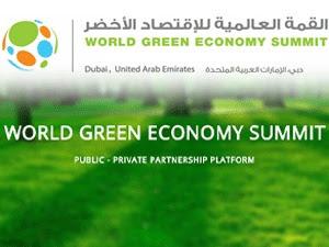 إنطلاق القمة العالمية للإقتصاد الأخضر في دبي
