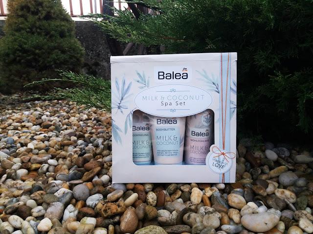 Balea | Milk & Coconut Spa Set