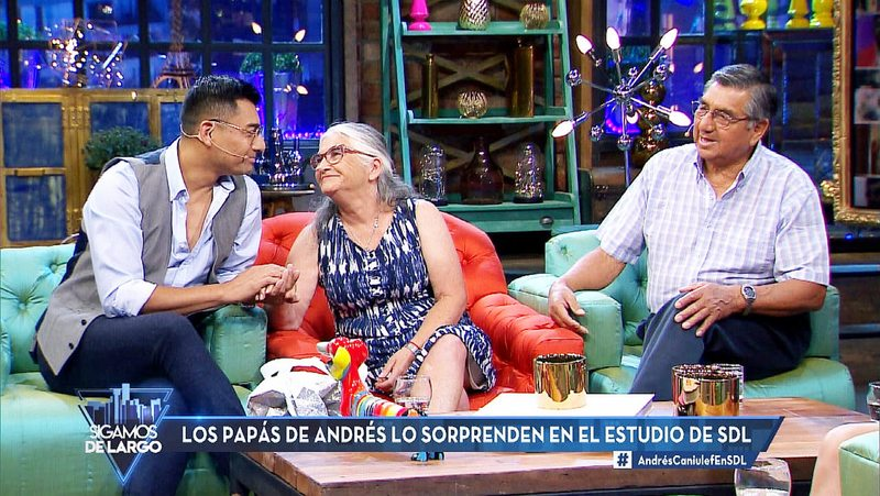 Papá de Andrés Caniulef