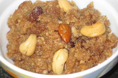 Bread Halwa Recipe