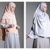 Tampil Modern dengan Gaya Hijab Syar'i