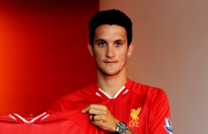 LIVERPOOL COMPLETE THE SIGNING OF LUIS ALBERTO