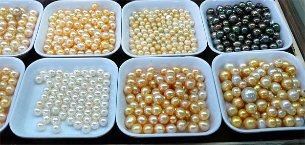 Myanmar South Sea Pearls from the Myeik Archipelago
