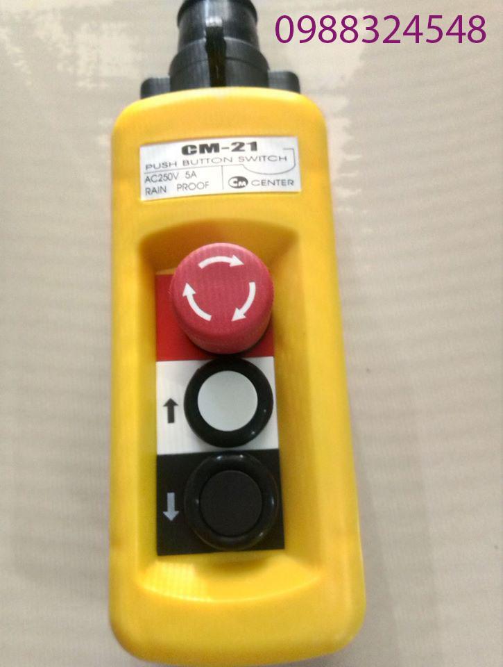 Tay điều khiển cầu trục CM-21