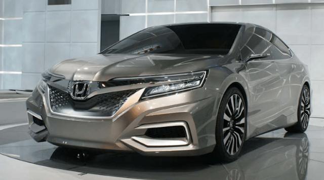2020 Honda Accord redesign