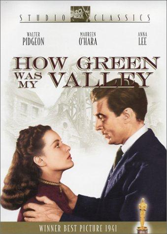 FRIENDS of JUSTICE How Green Was My Valley Best Picture 1941