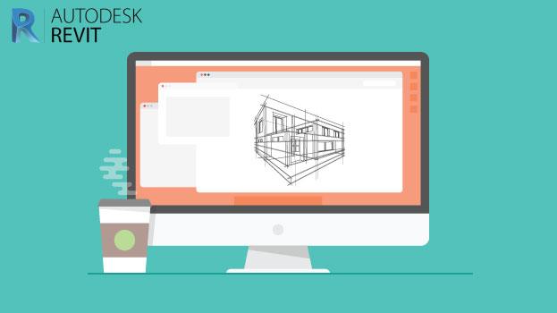 كورس أساسيات برنامج أوتوديسك ريفيت Autodesk Revit مجاناً لطلاب كلية الهندسة