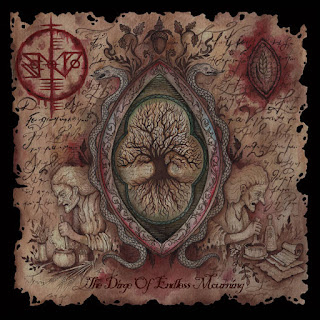 """Scáth Na Déithe - """"The Dirge Of Endless Mourning"""" - 2020, Atmospheric Black Metal"""