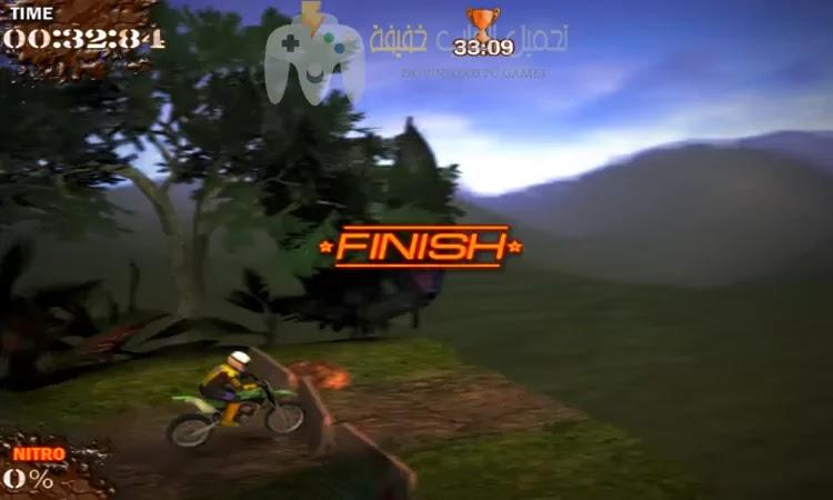 تحميل لعبة الدراجات النارية Super Motocross برابط مباشر