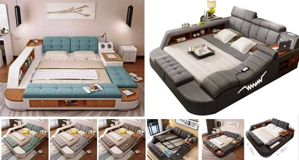 Fantastic Couch Bed Designs All In One