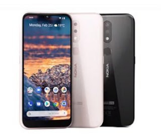 nokia 4.2 dengan android one