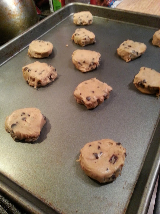 Immaculate Gluten Free and Dairy Free Chocolate Chunk Cookies