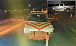 Motorista embriagado provoca acidente e acaba preso em Jacobina