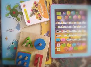 الألعاب التعليمية للأطفال