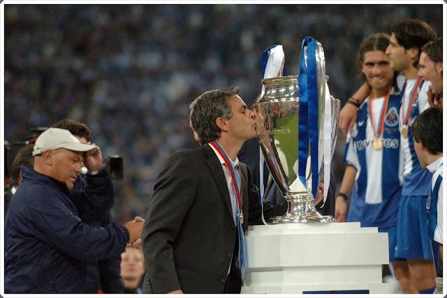 José Mourinho UEFA Champions League 2003-04