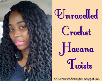 crochet havana twists