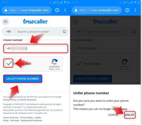 how-to-delete-truecaller-id
