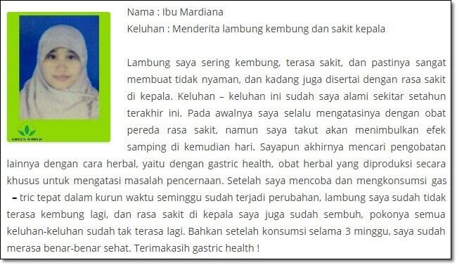 Obat Penyakit Gastroparesis Herbal Tradisional