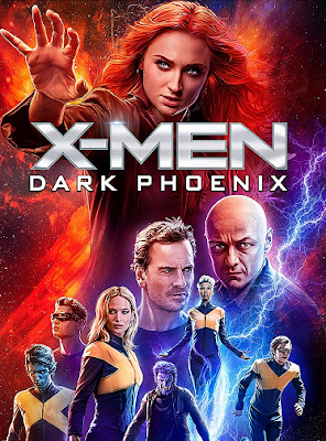 X Men Dark Phoenix [2019] [DVD R1] [Latino 5.1] [V2]