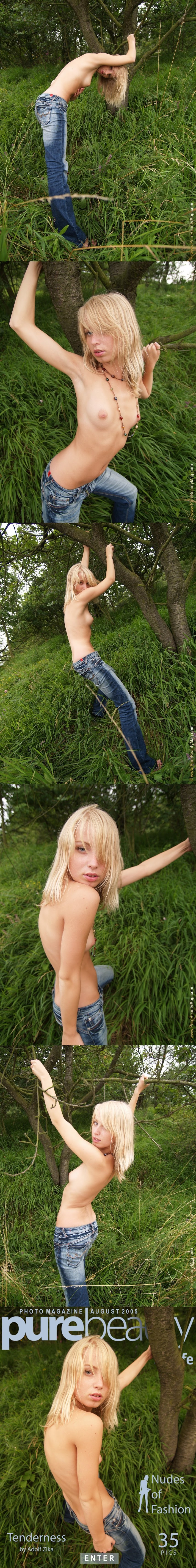 PureBeautyMag PBM  - 2005-08-24 -  s105563 - Veronika Drbohlavova - Tenderness - 2560px