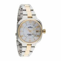 Shinola S0120001103 Women's Gomelsky Two-Tone Quartz Watch