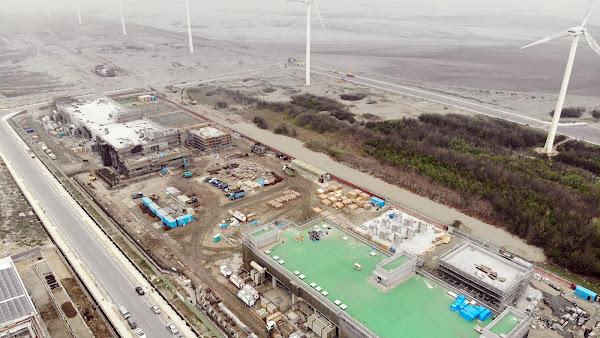 沃旭能源大彰化離岸風場施工 可供百萬戶乾淨能源