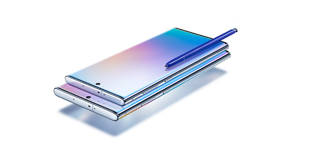 The Samsung Galaxy Note10 Series Features