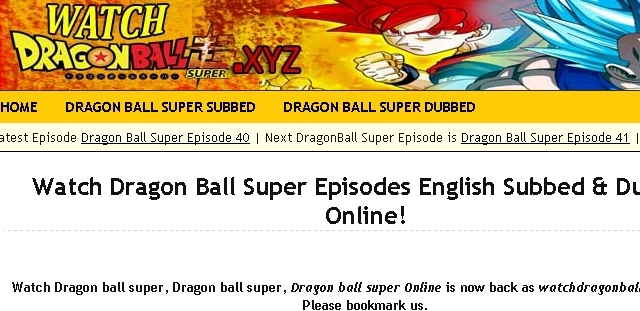 Watch Dragon Ball Super Episodes English Subbed & Dubbed Online