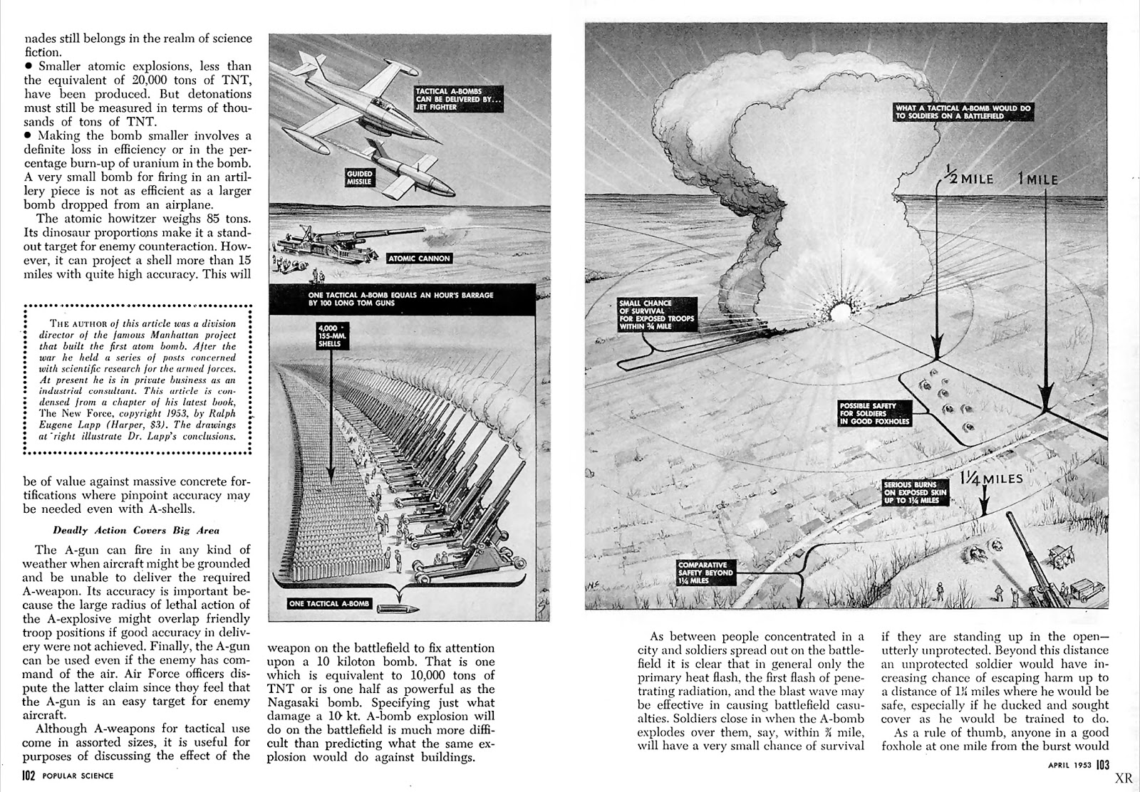 critical summary on the story of the first atom bomb The first test atomic bomb, called trinity, was exploded in the new mexico desert on july 16, 1945 he is also known for proposing the liquid model of the atomic nucleus and for formulating the bohr theory of the atom bohr received a doctoral degree from the university of copenhagen in 1911.