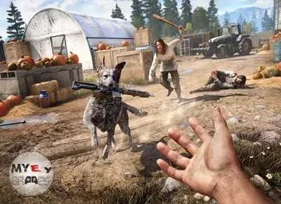 شرح أحداث وقصة تحميل لعبة Far Cry 5 كاملة للكمبيوتر