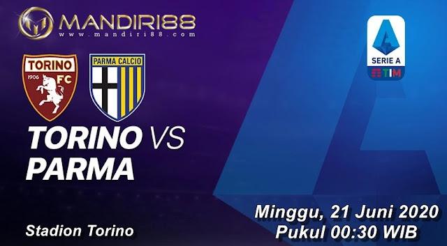 Prediksi Torino Vs Parma, Minggu 21 Juni 2020 Pukul 00.30 WIB