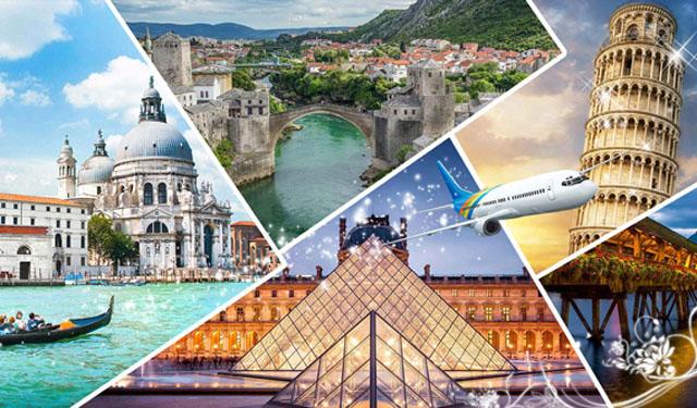 Dịch vụ làm visa Schengen, một visa đi khắp Châu Âu