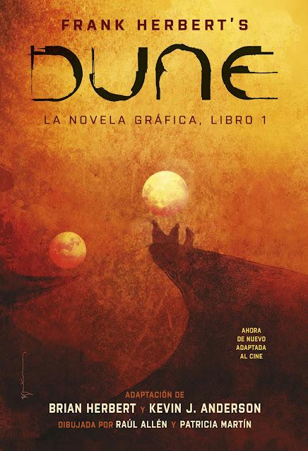 DUNE. La Novela Gráfica, Libro 1, Norma Editorial.