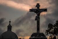 Jesus on the cross - Photo by Esau Gonzalez on Unsplash