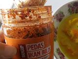 Redeem Sambal Rangup Ikan Bilis Pedas (Crispy, Spicy, Anchory) by SpicyMama