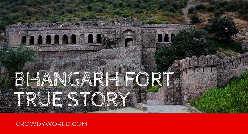 Bhangarh Fort Story | The Most Hunted Place In India