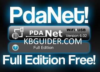 PdaNet-Crack-Downloaded