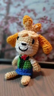 PATRON GRATIS ISABELLE | ANIMAL CROSSING AMIGURUMI 36988