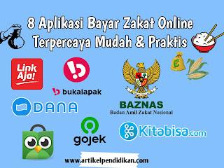 8 Aplikasi Bayar Zakat Online Terpercaya yang Mudah dan Praktis