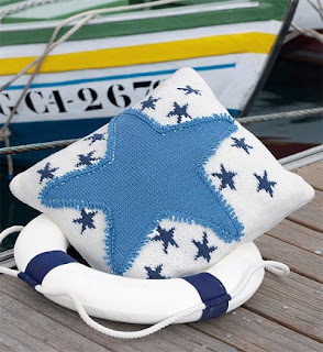 Подушка «Морская»