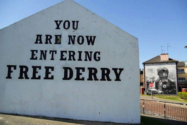 Things to do in Derry / Londonderry Northern Ireland
